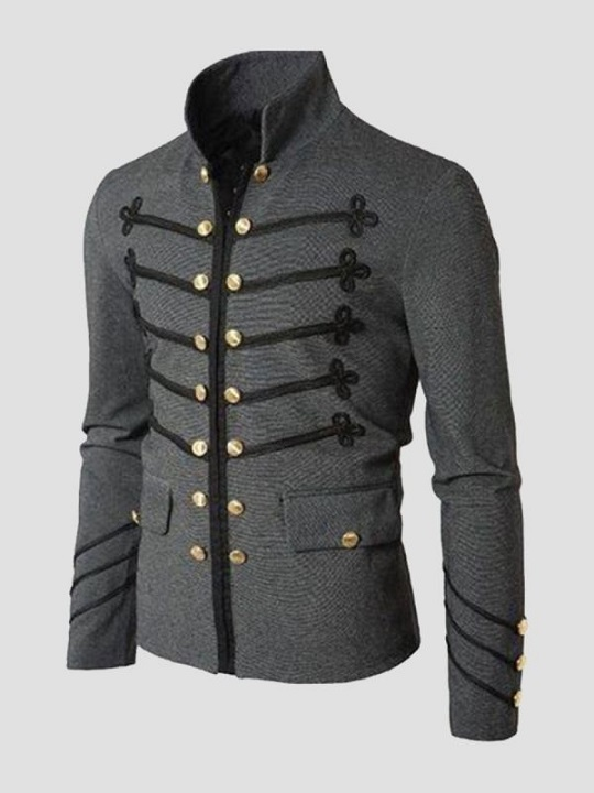 genuo_retro_men_jacket_military_army