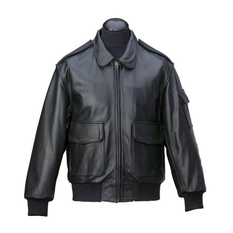 Black Tornado A2 Jacket