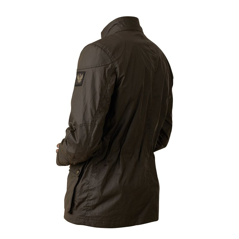 FIELDMASTER WAXED COTTON Airforce Faded Olive JACKET-