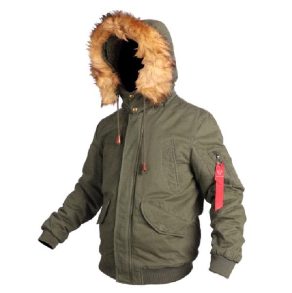 Men's N2B Parka Flight Hooded Jacket