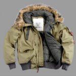 N2B Mountain Parka Bomber Jacket