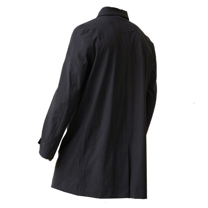 Nice Rainshield Black Peacoat-