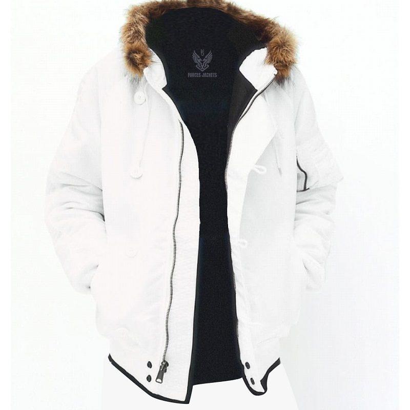 Supreme N-2B Nylon Parka Jacket
