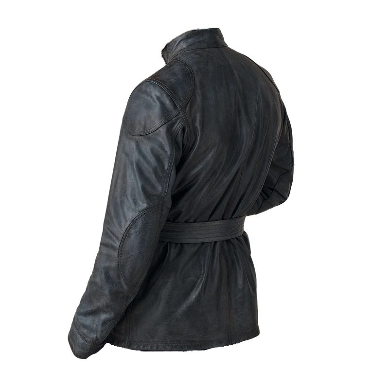 TRIALMASTER PANTHER LEATHER JACKET-