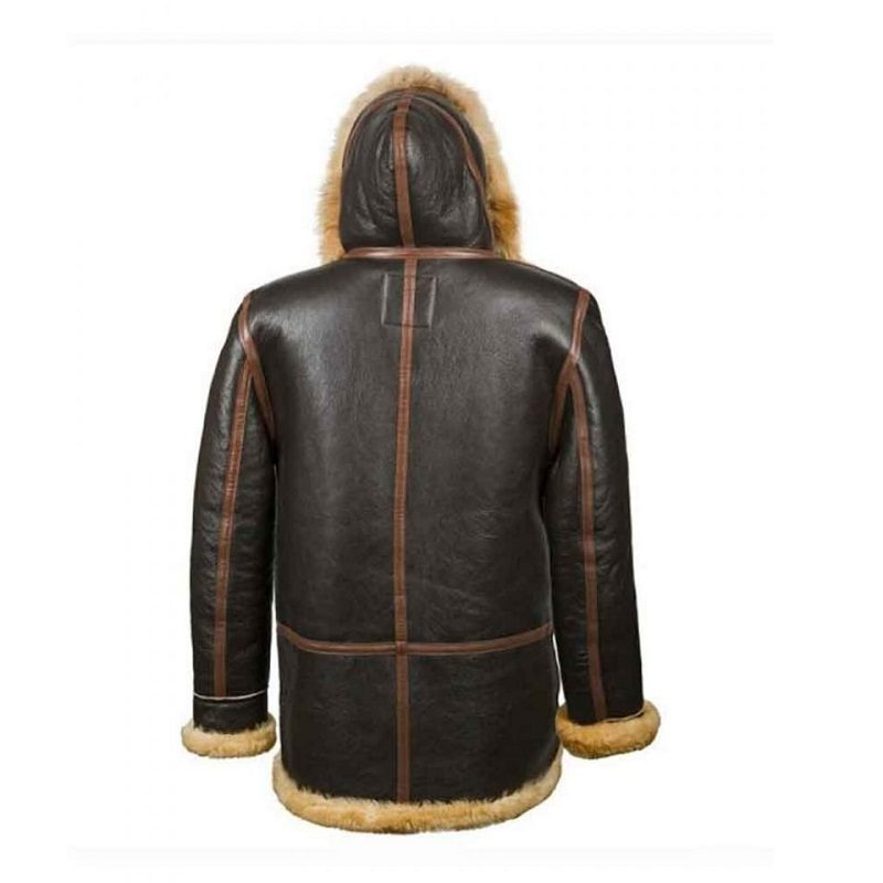 WWII-B-7-Flying-Leather-Parker-Jacket-
