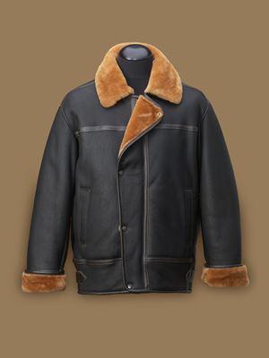 Monza Sheepskin Jacket