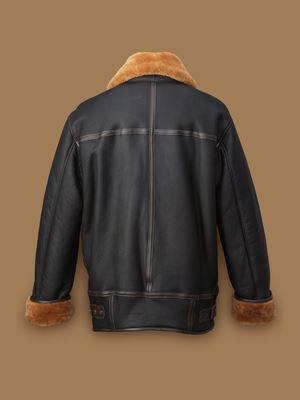 Monza Sheepskin Jacket2