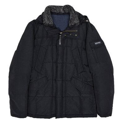 Arctic Black Parka Jacket