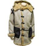 B7 Shearling jacket