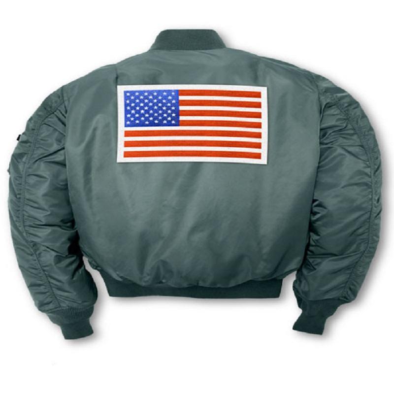 Freedom Line US Made MA-1 Flight Jacket