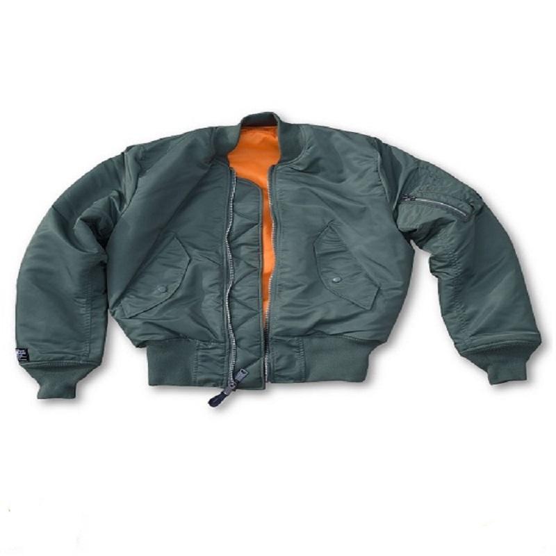 Freedom Line US Made MA 1 Flight Jacket