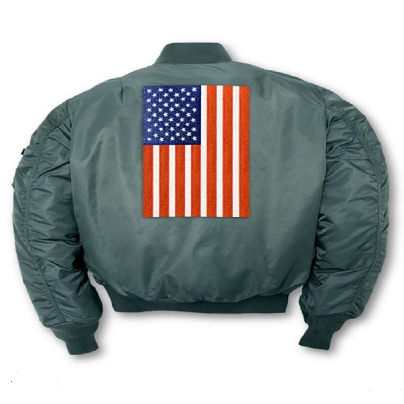 Freedom Line USA Made MA-1 Flight Jacket