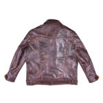 Original Goatskin Leather Ranch Jacket