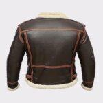 Lambskin Leather Brown Jacket
