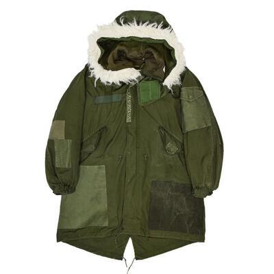 M-65 Vintage Fishtail Parka Jacket