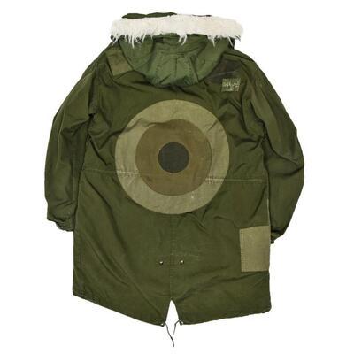 M-65 Vintage Fishtail Parka Jacket2