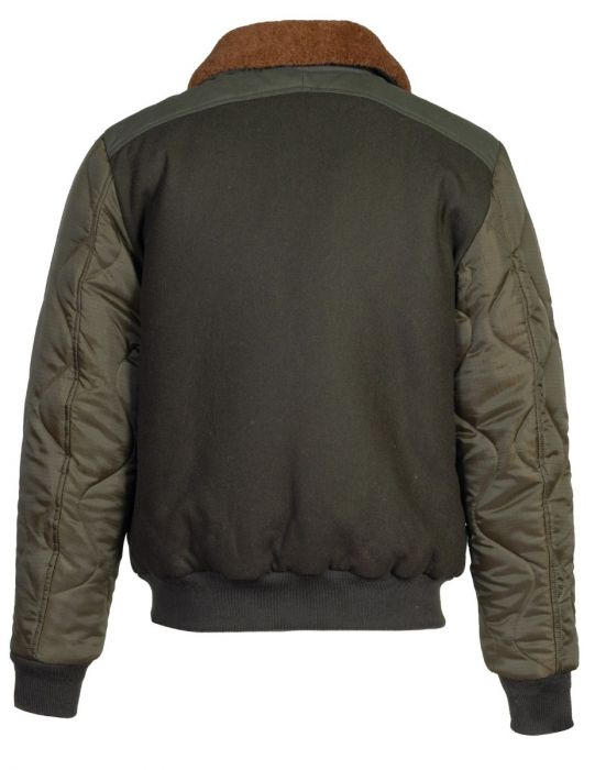 Military Style M65 Field Jacket2