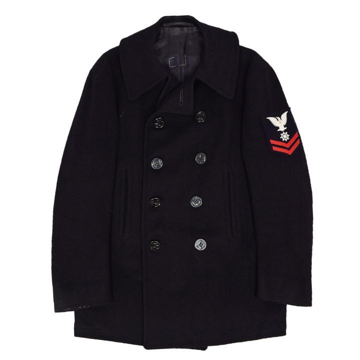 US Navy Wool Pea Coat