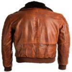 brown men jacket