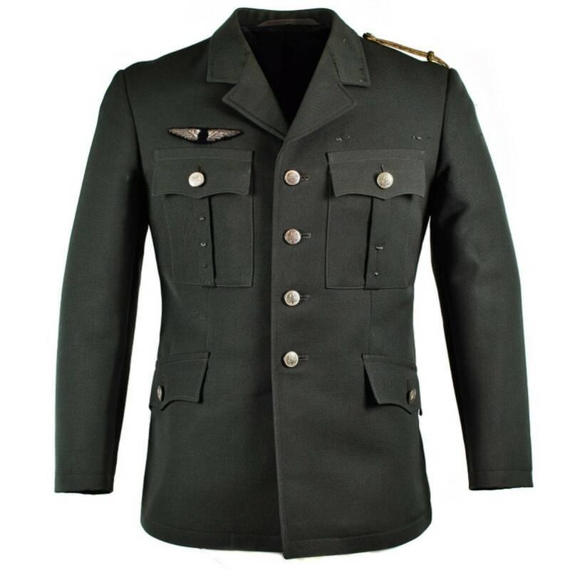 Austrian Army Uniform Grey Coat
