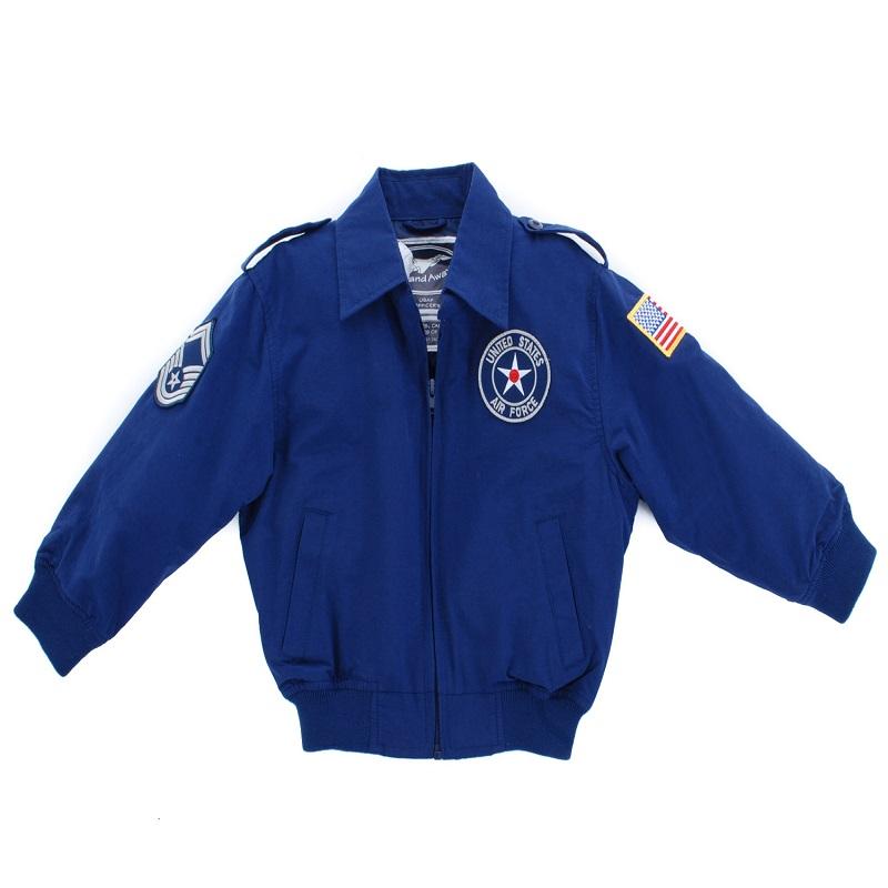 Children's Blue US Air Force Jacket