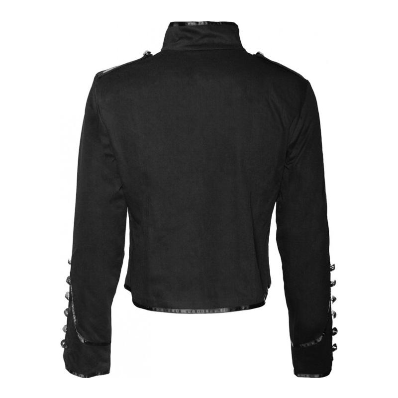 Men's Gothic Military Parade Jacket