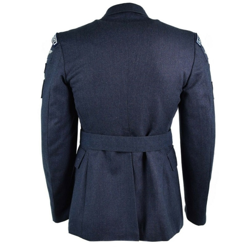 RAF Blue Air Force Coat