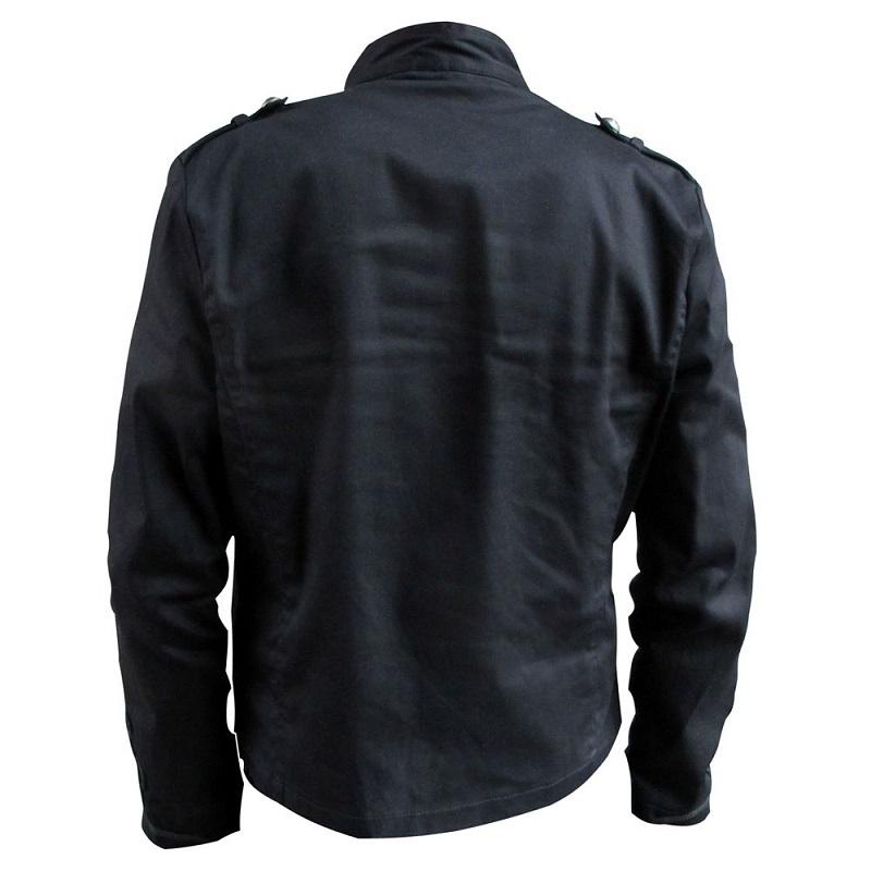 Steampunk Military Parade Black Jacket